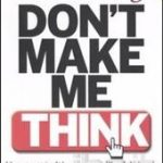 """Don't make me think!"", di S. Krug"