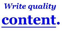 contenuti di qualità e traffico web