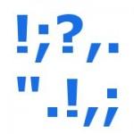 La punteggiatura sul web: quali differenze con quella sulla carta?