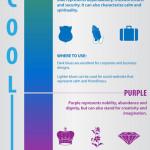 Psicologia dei colori: come usare il colore sul web
