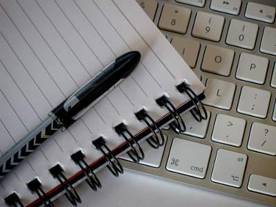 scrivere semplice