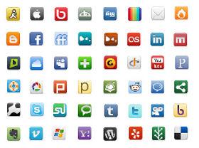 come usare i social network