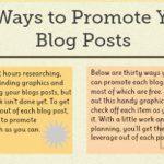 Come pubblicizzare un blog: 30 consigli per promuovere il tuo blog