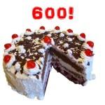 600esimo post su Comunicare sul Web!