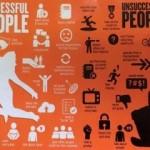 In che si distinguono le persone (e i blogger) di successo?