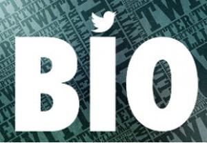 come scrivere una bio Twitter