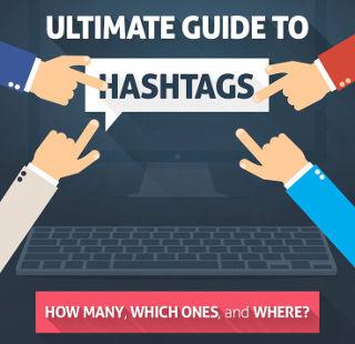 guida uso hashtag