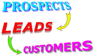 prospect lead customer