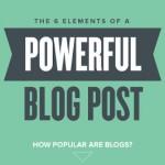 6 dritte per creare post d'impatto sul tuo blog!