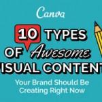 Visual content: 10 consigli per creare contenuti visual!
