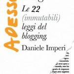 Adesso blog! Le 22 (immutabili) leggi del blogging [recensione]