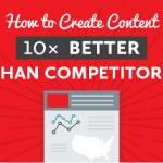 Come creare contenuti web che convertono 10 volte più di quelli dei competitor