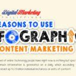 10 motivi per usare le infografiche nel tuo content marketing