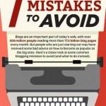 7 errori tipici dei blogger: li fai anche tu?