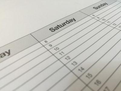 calendario editoriale blog