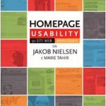 Homepage usability, Jakob Nielsen [RECENSIONE]