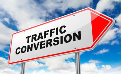 traffico conversioni