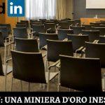 Seminario gratuito su LinkedIn [Brescia, 11 maggio 2018]