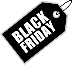 black friday libri